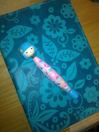 Isn't that the cutest pen ever?!