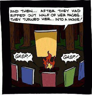 book horror story